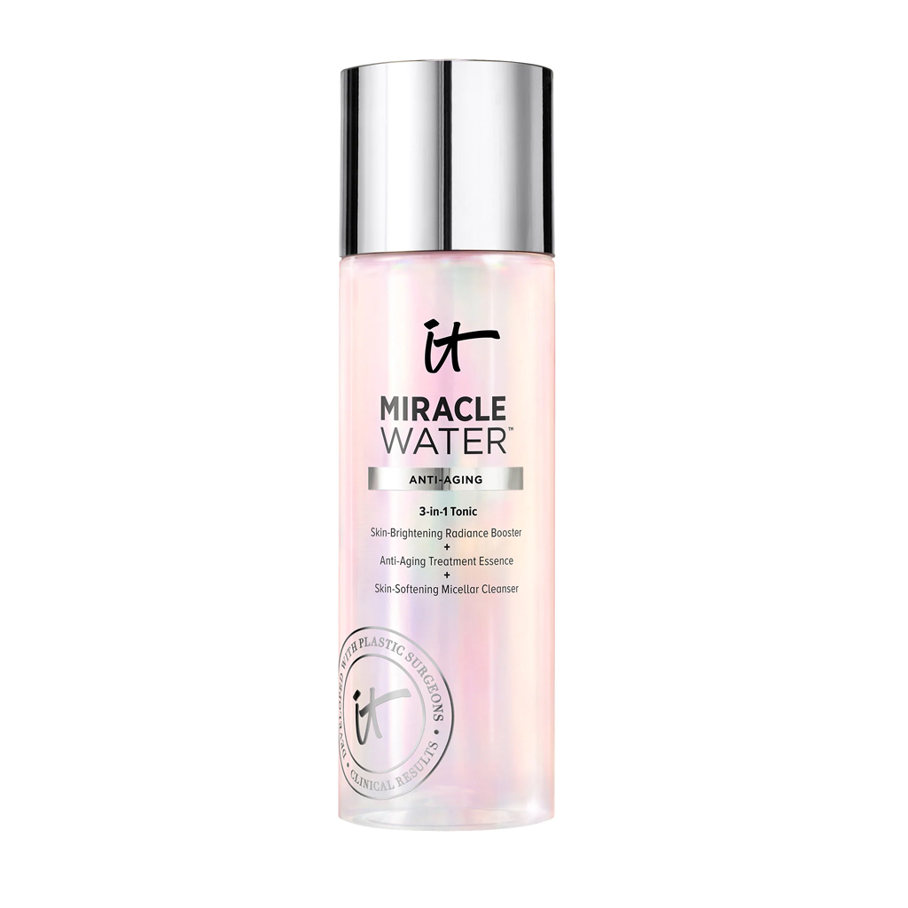 IT COSMETICS - MIRACLE WATER MICELLAR CLEANSER (250 ML)