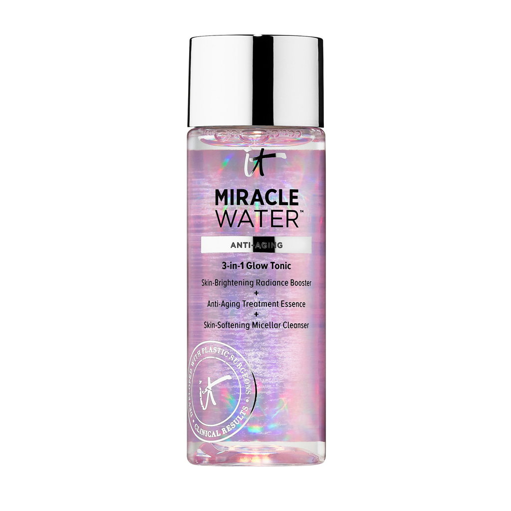 IT COSMETICS - MIRACLE WATER MICELLAR CLEANSER (50 ML)