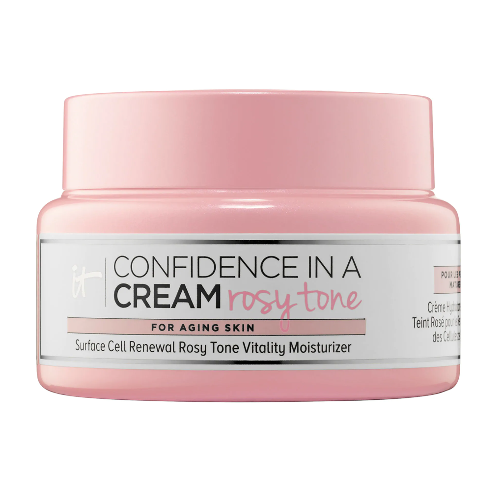 IT COSMETICS - CONFIDENCE IN A CREAM ROSY TONE (60 ML) - MyVaniteeCase