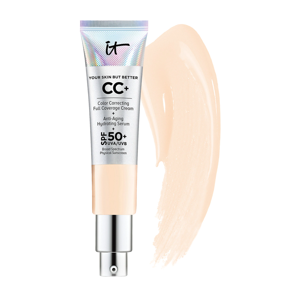 IT COSMETICS - CC+ CREAM WITH SPF 50+ (FAIR LIGHT) - MyVaniteeCase