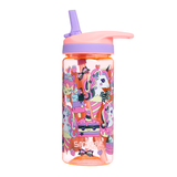 SMIGGLE - HOORAY CORAL JUNIOR DRINK BOTTLE