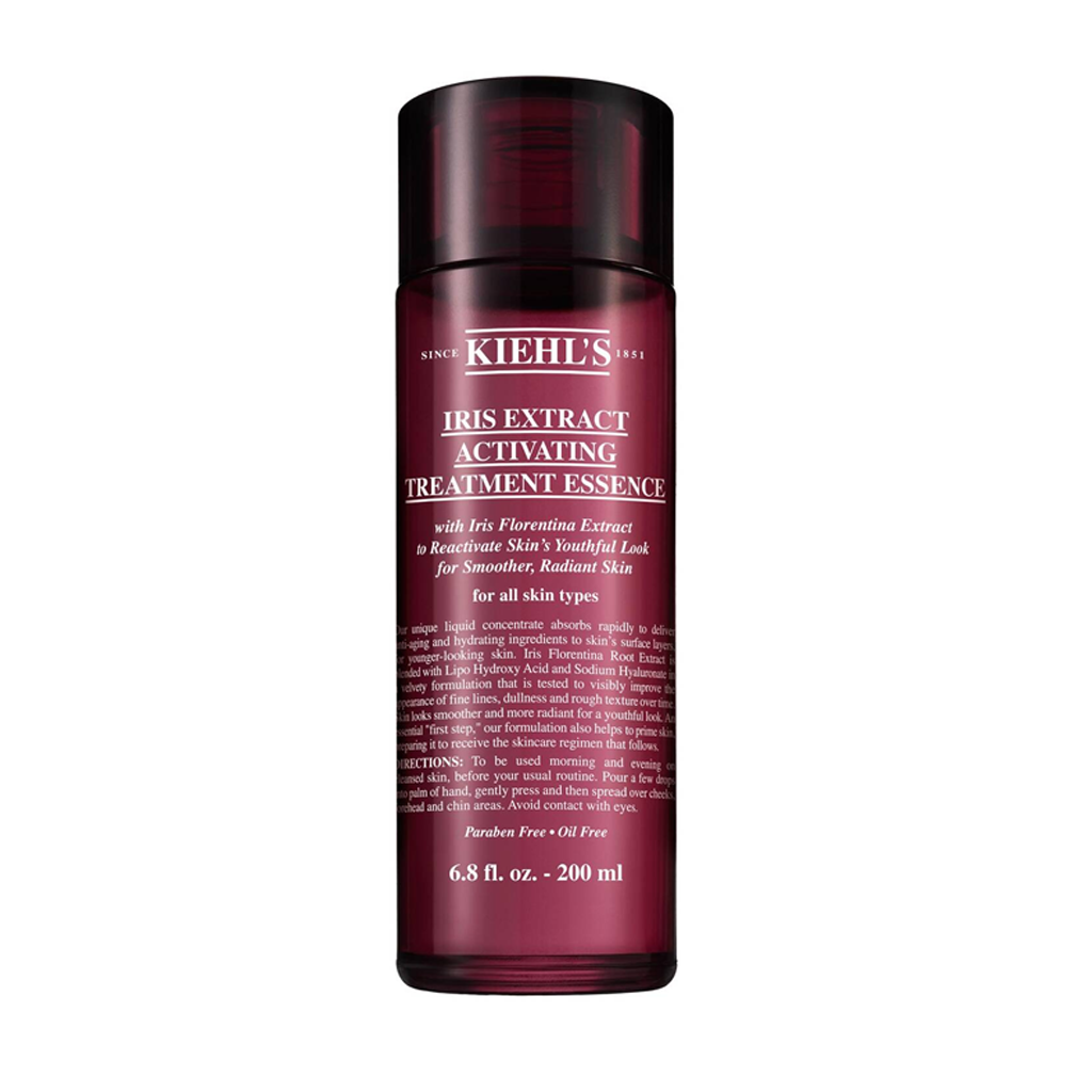 KIEHLS - IRIS EXTRACT ACTIVATING TREATMENT ESSENCE (200ML) - MyVaniteeCase