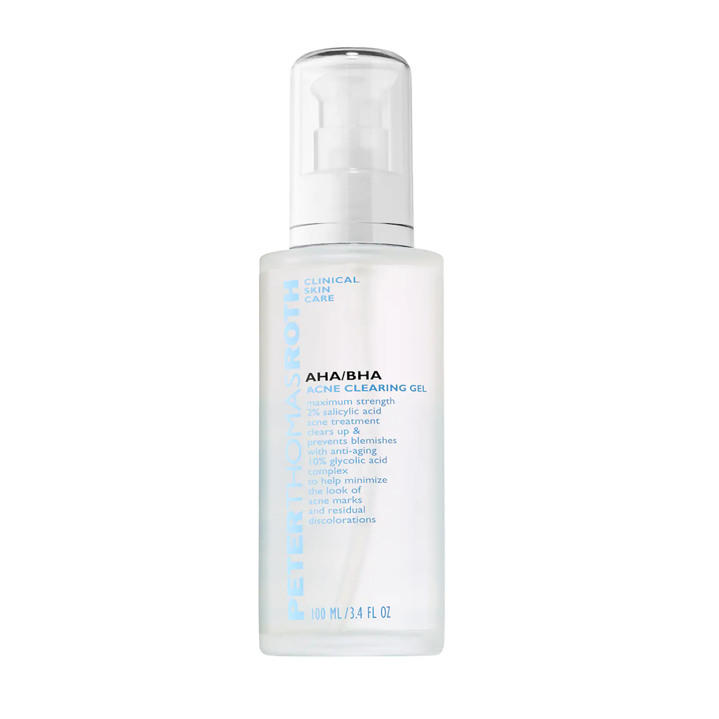 PTR - AHA/BHA ACNE CLEARING GEL (100 ML) - MyVaniteeCase