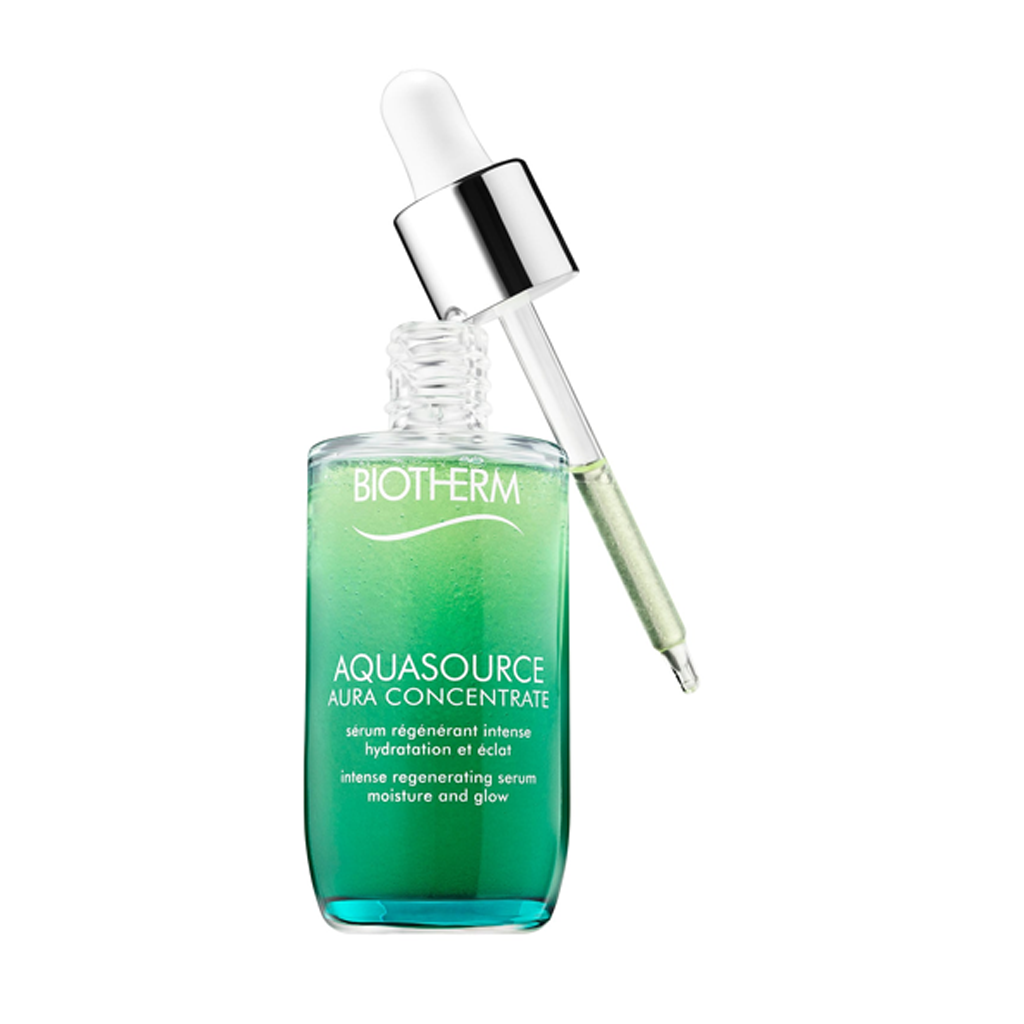 BIOTHERM - AQUASOURCE AURA CONCENTRATE SERUM (50 ML) - MyVaniteeCase