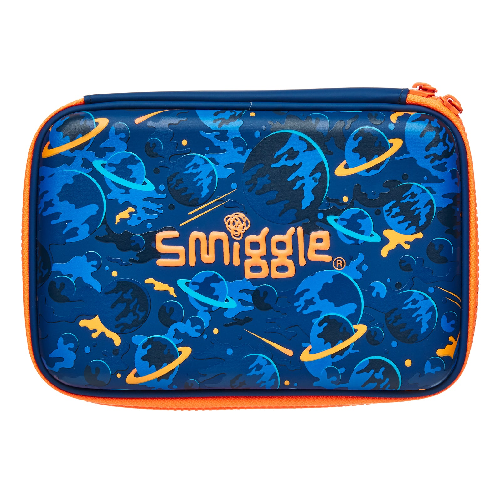 SMIGGLE - HIPPY SMALL HARDTOP PENCIL CASE NAVY - MyVaniteeCase