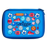 SMIGGLE - HIPPY SMALL HARDTOP PENCIL MID BLUE - MyVaniteeCase