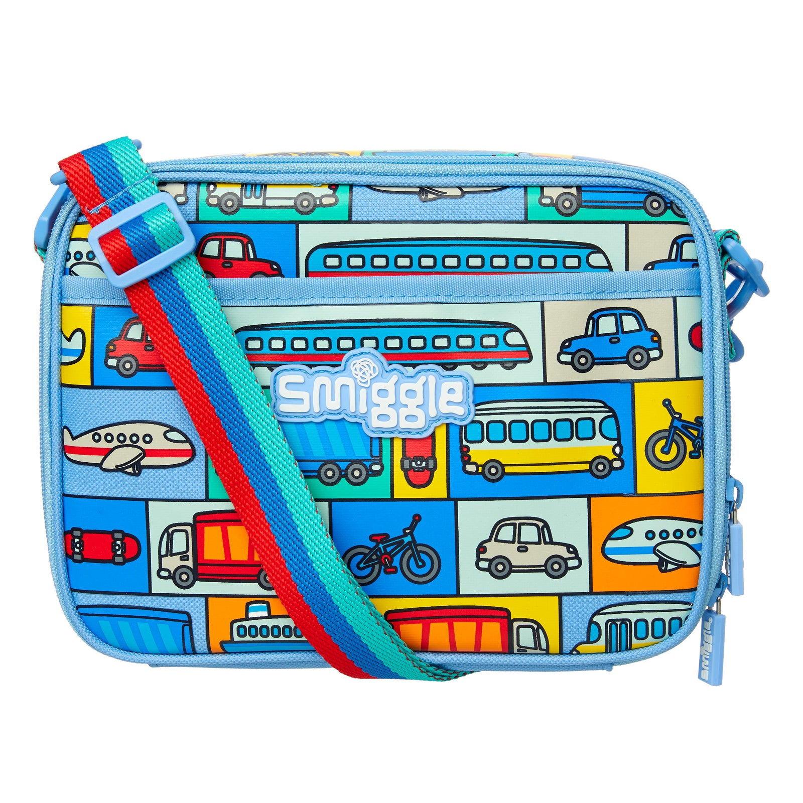 SMIGGLE - MAGIC TEENY TINY LUNCHBOX BLUE - MyVaniteeCase