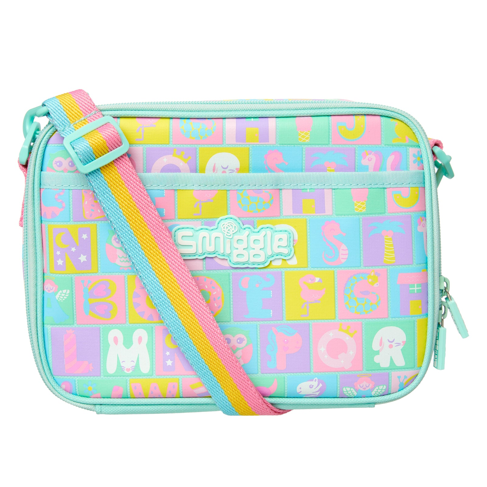 SMIGGLE - MAGIC TEENY TINY LUNCHBOX MINT