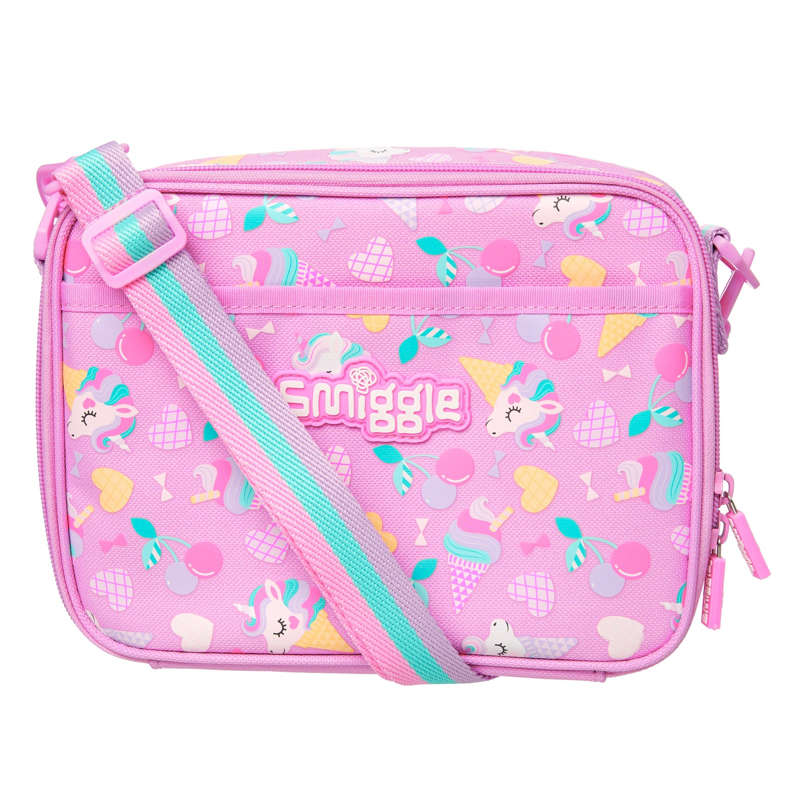SMIGGLE - MAGIC TEENY TINY LUNCHBOX PINK