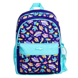 SMIGGLE - HOORAY JUNIOR BACKPACK DARK PURPLE - MyVaniteeCase