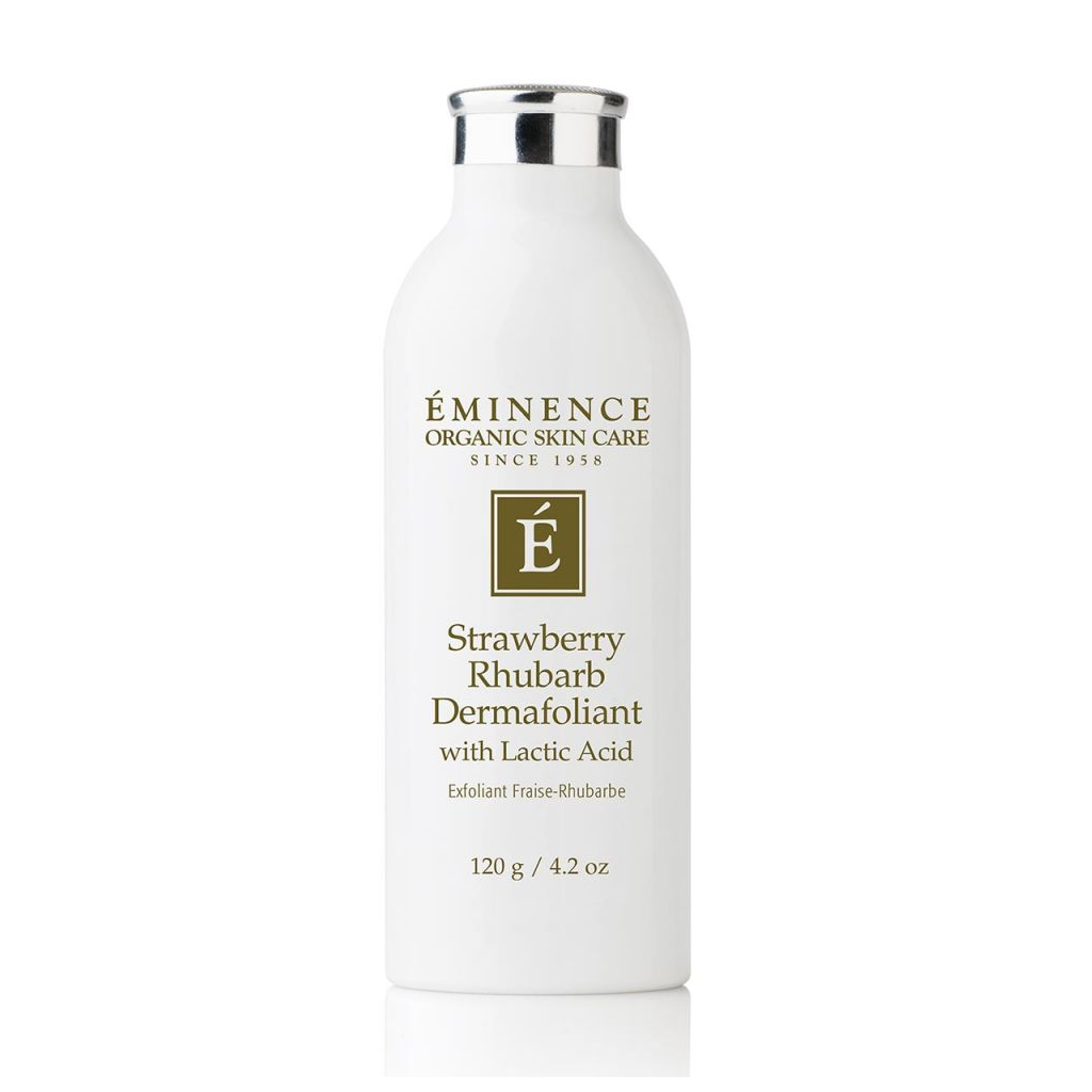 EMINENCE - STRAWBERRY RHUBARB DERMAFOLIANT (4.2 OZ) - MyVaniteeCase
