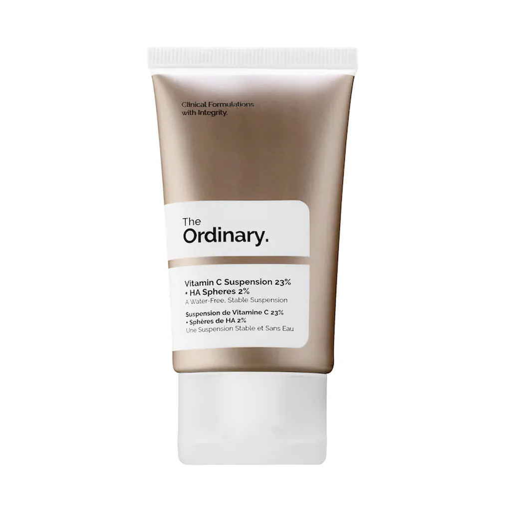 THE ORDINARY - VITAMIN C SUSPENSION 23% + HA SPHERES 2% (30 ML) - MyVaniteeCase