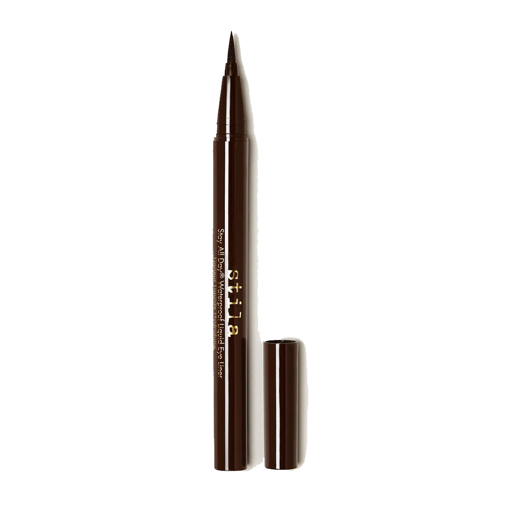 STILA - STAY ALL DAY® WATERPROOF LIQUID EYE LINER (DARK BROWN) - MyVaniteeCase