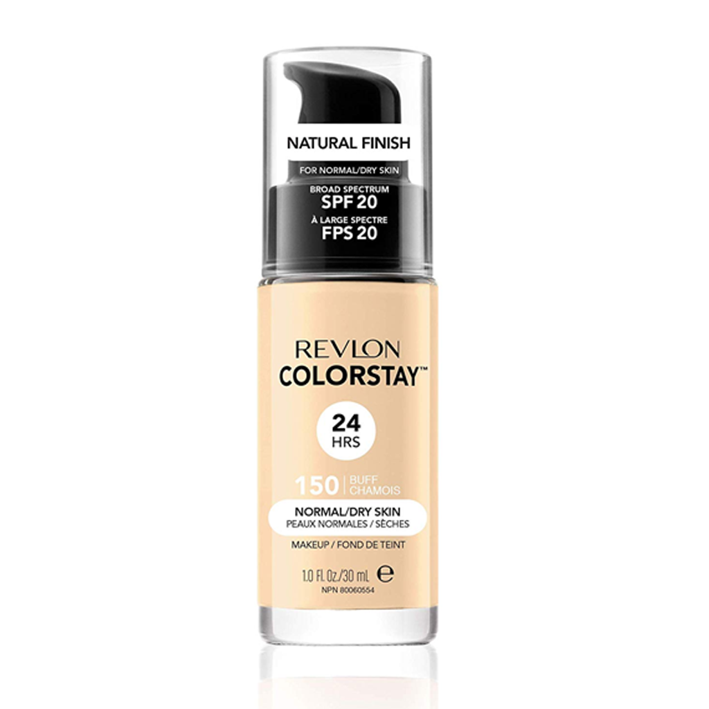 REVLON - COLORSTAY 24 HRS MAKEUP NORMAL/DRY SPF 20 150 BUFF (30 ML)