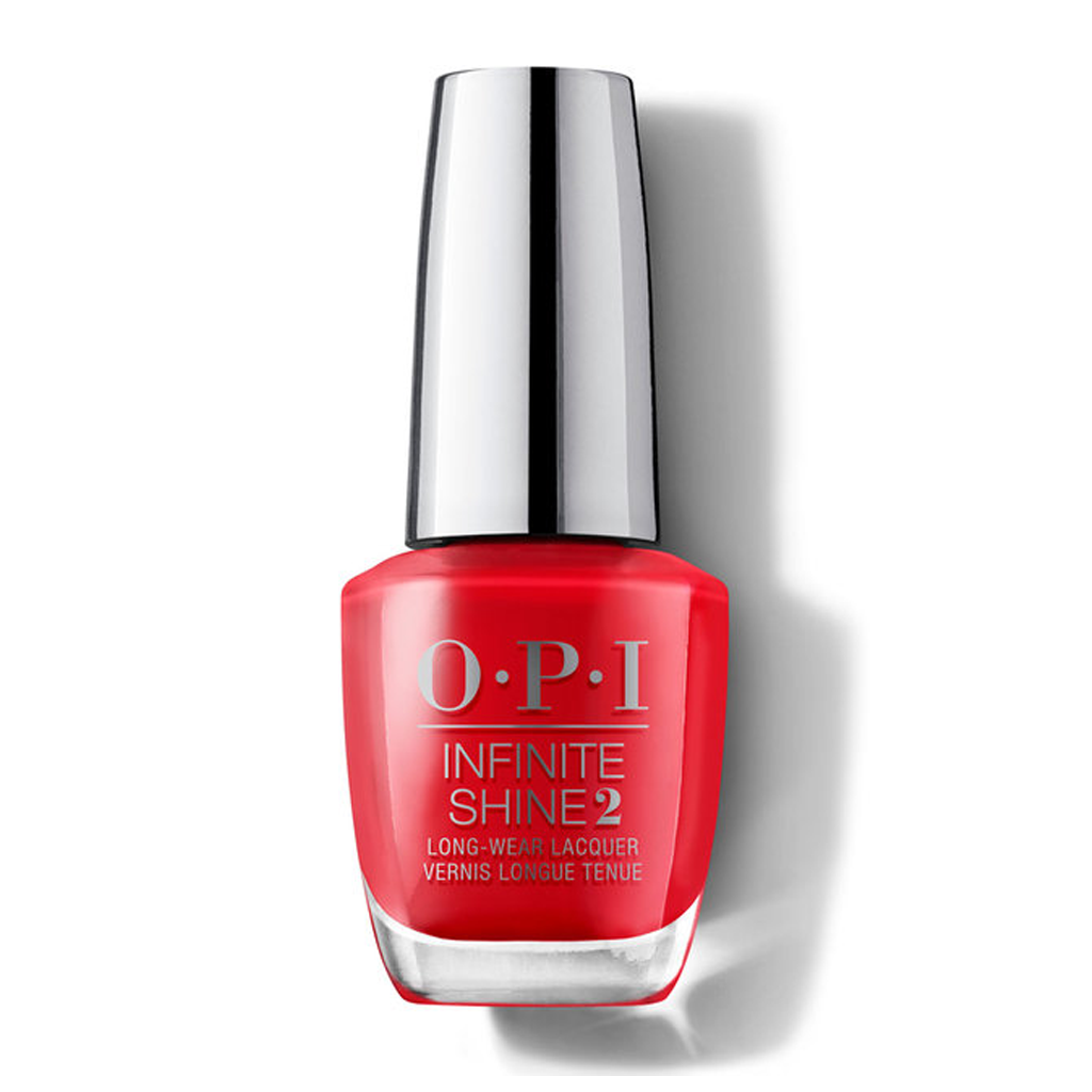 OPI - RED HEADS AHEAD (INFINITE SHINE) - MyVaniteeCase
