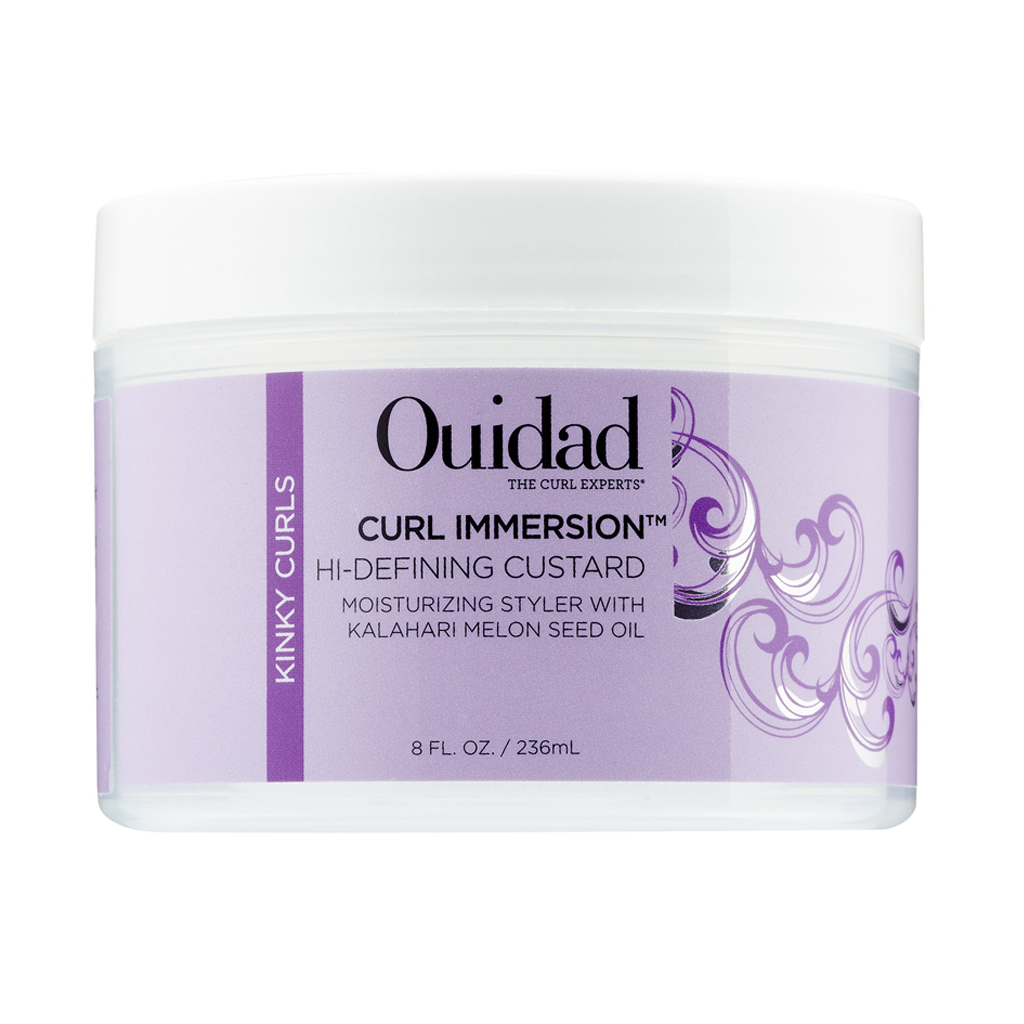 OUIDAD - CURL IMMERSION HI-DEFINING CUSTARD (236 ML)