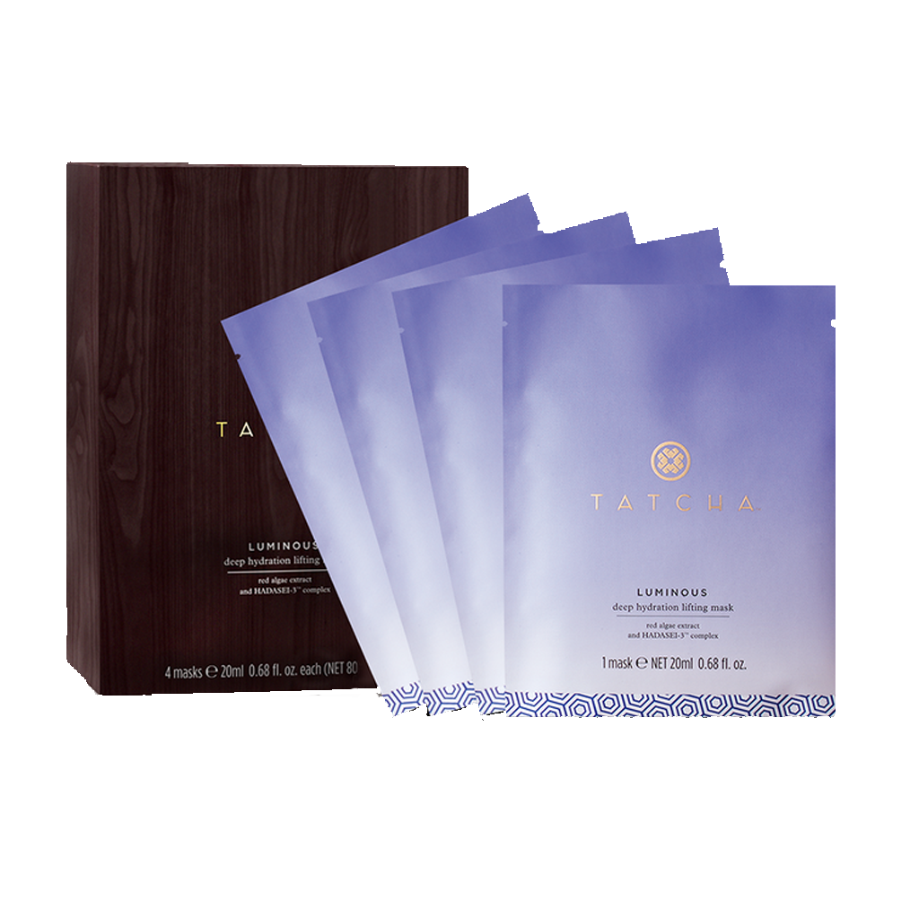 TATCHA - LUMINOUS DEEP HYDRATION LIFTING MASK - MyVaniteeCase