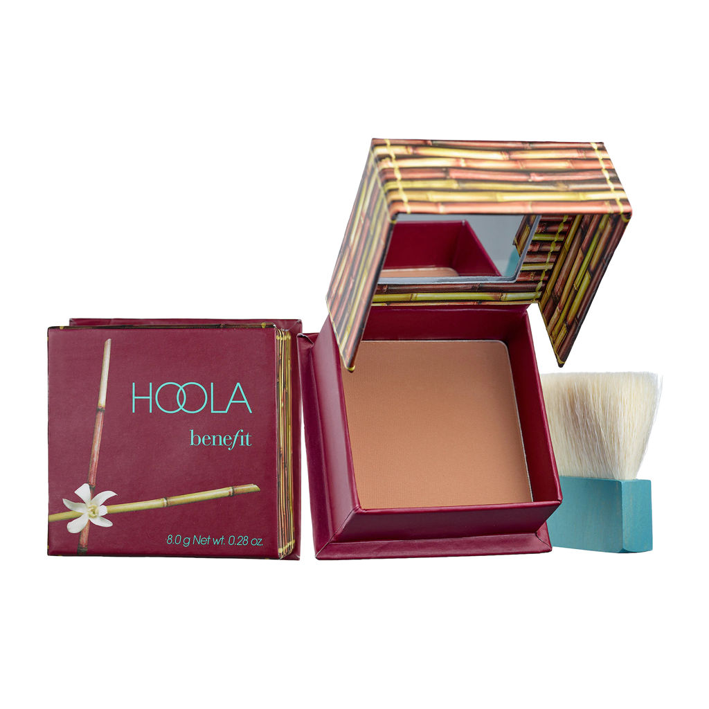 BENEFIT COSMETICS - HOOLA MATTE BRONZER  (NATURAL BRONZE)