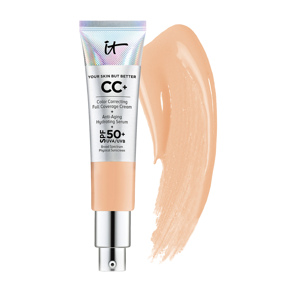 IT COSMETICS - CC+ CREAM WITH SPF 50+ (NEUTRAL MEDIUM)