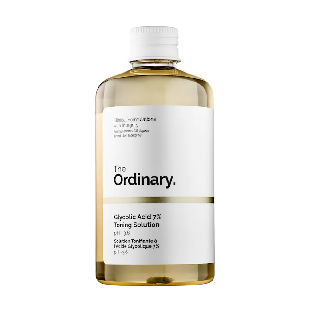 THE ORDINARY - GLYCOLIC ACID 7% TONING SOLUTION (240 ML)