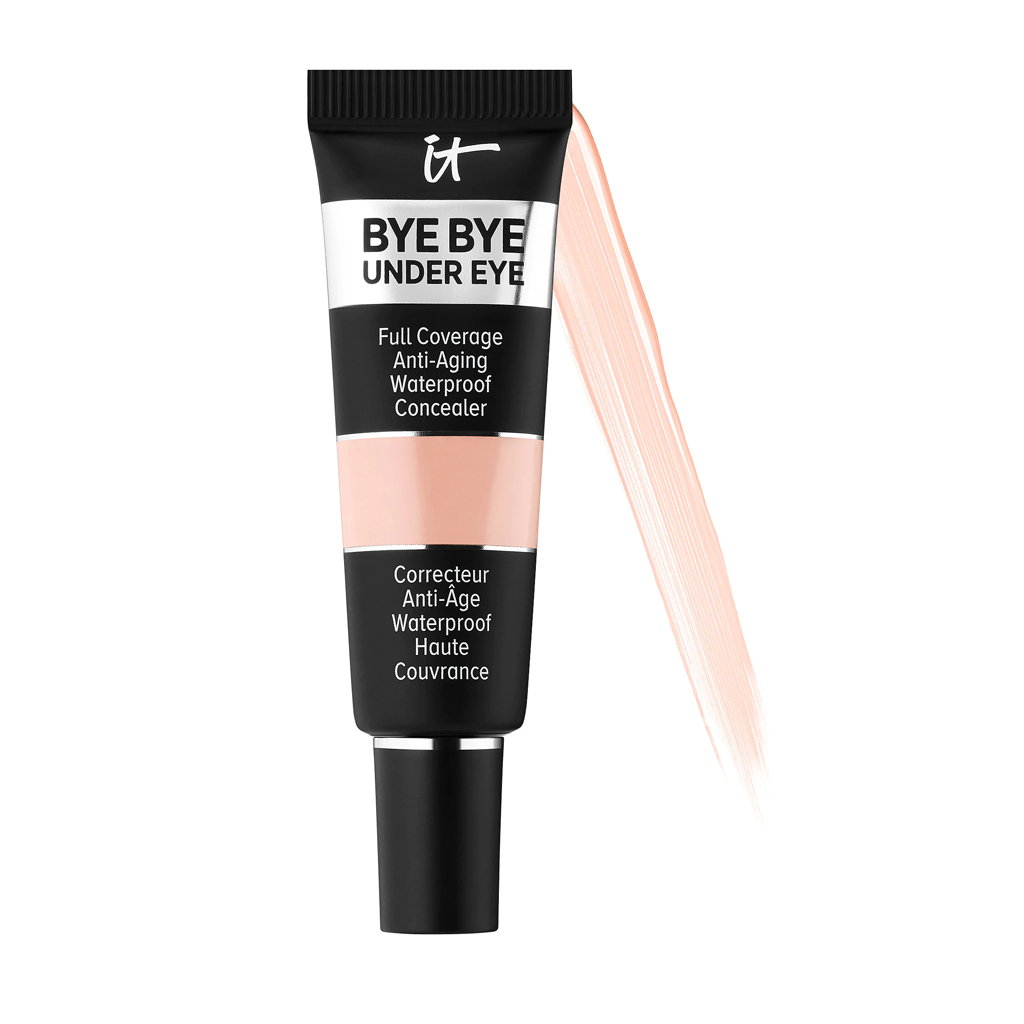 IT COSMETICS - BYE BYE UNDER EYE FULL COVERAGE ANTI-AGING WATERPROOF CONCEALER (12.5 LIGHT GOLDEN)