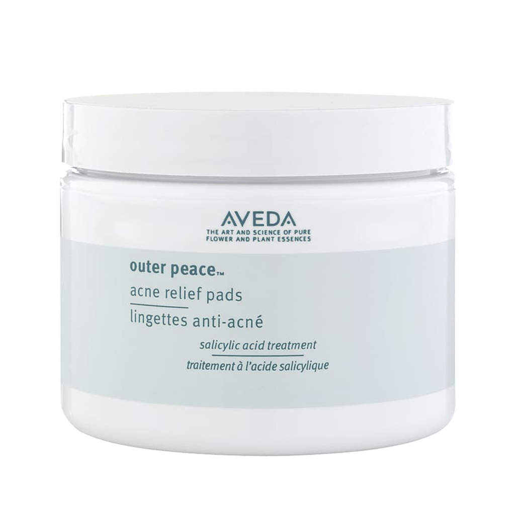 AVEDA - OUTER PEACE BLEMISH RELIEF PADS (50 PADS) - MyVaniteeCase
