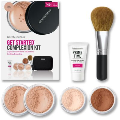 BAREMINERALS - GET STARTED COMPLEXION KIT - MEDIUM - MyVaniteeCase