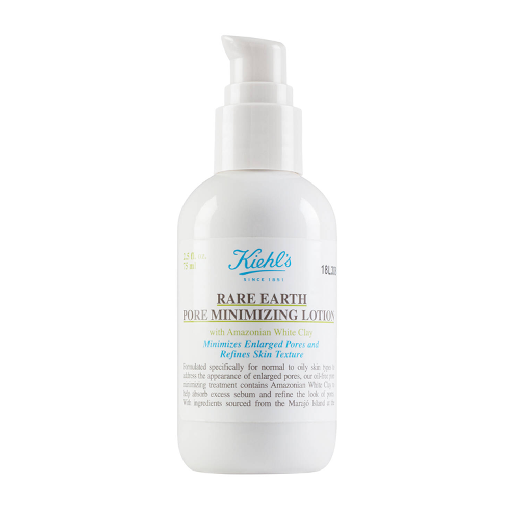 KIEHLS - RARE EARTH PORE MINIMIZING LOTION (75ML) - MyVaniteeCase