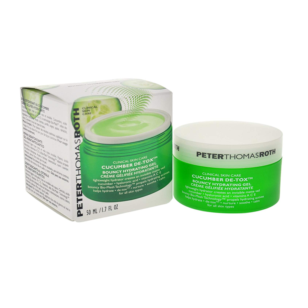 PTR - CUCUMBER DE-TOX BOUNCY HYDRA GEL (50 ML) - MyVaniteeCase