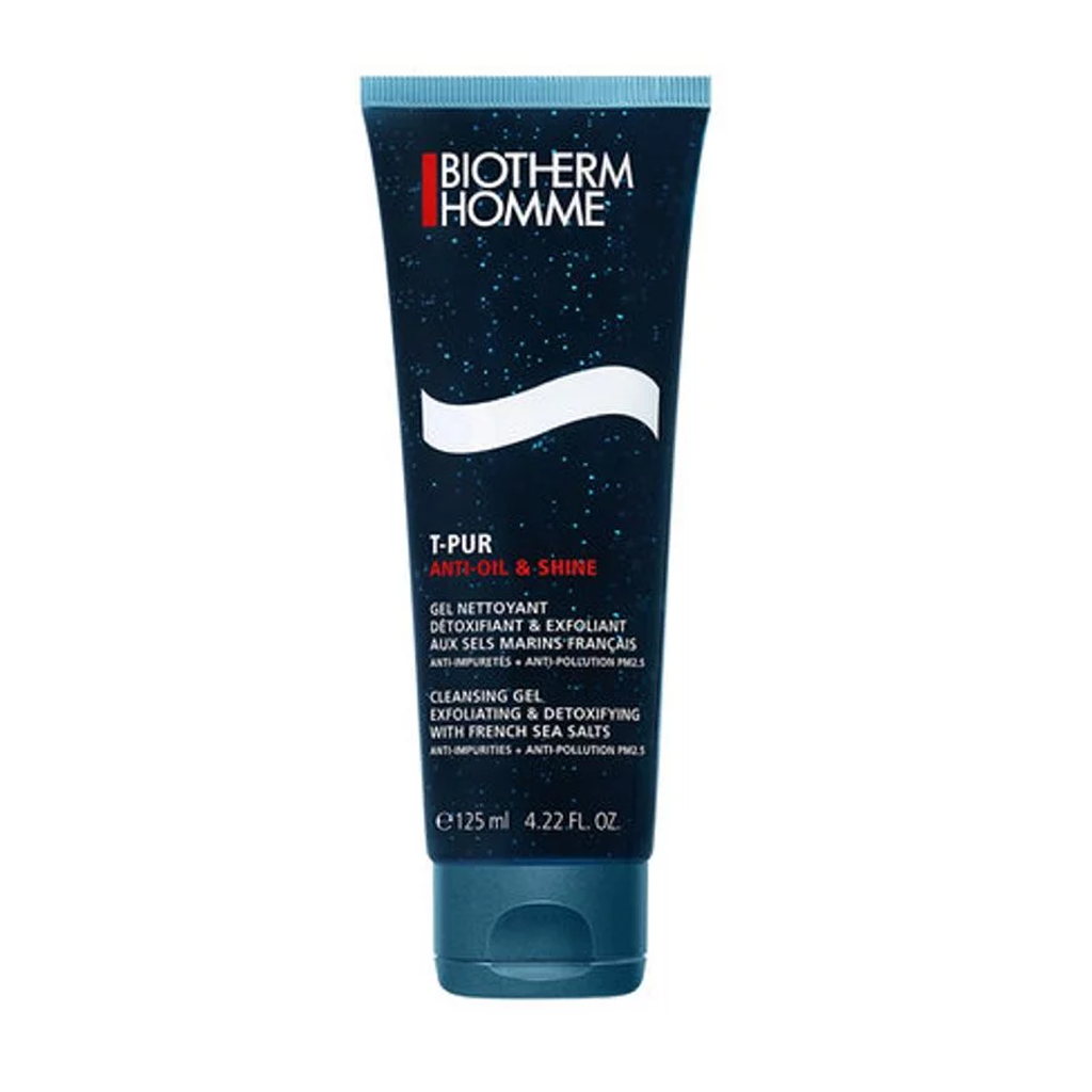 BIOTHERM HOMME - T-PUR ANTI-OIL & SHINE (125 ML)