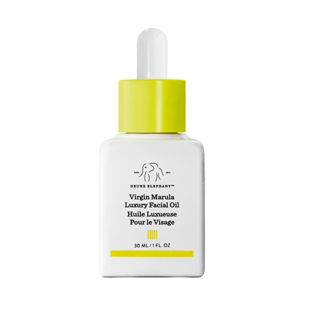 DRUNK ELEPHANT - VIRGIN MARULA ANTIOXIDANT FACE OIL (30 ML) - MyVaniteeCase