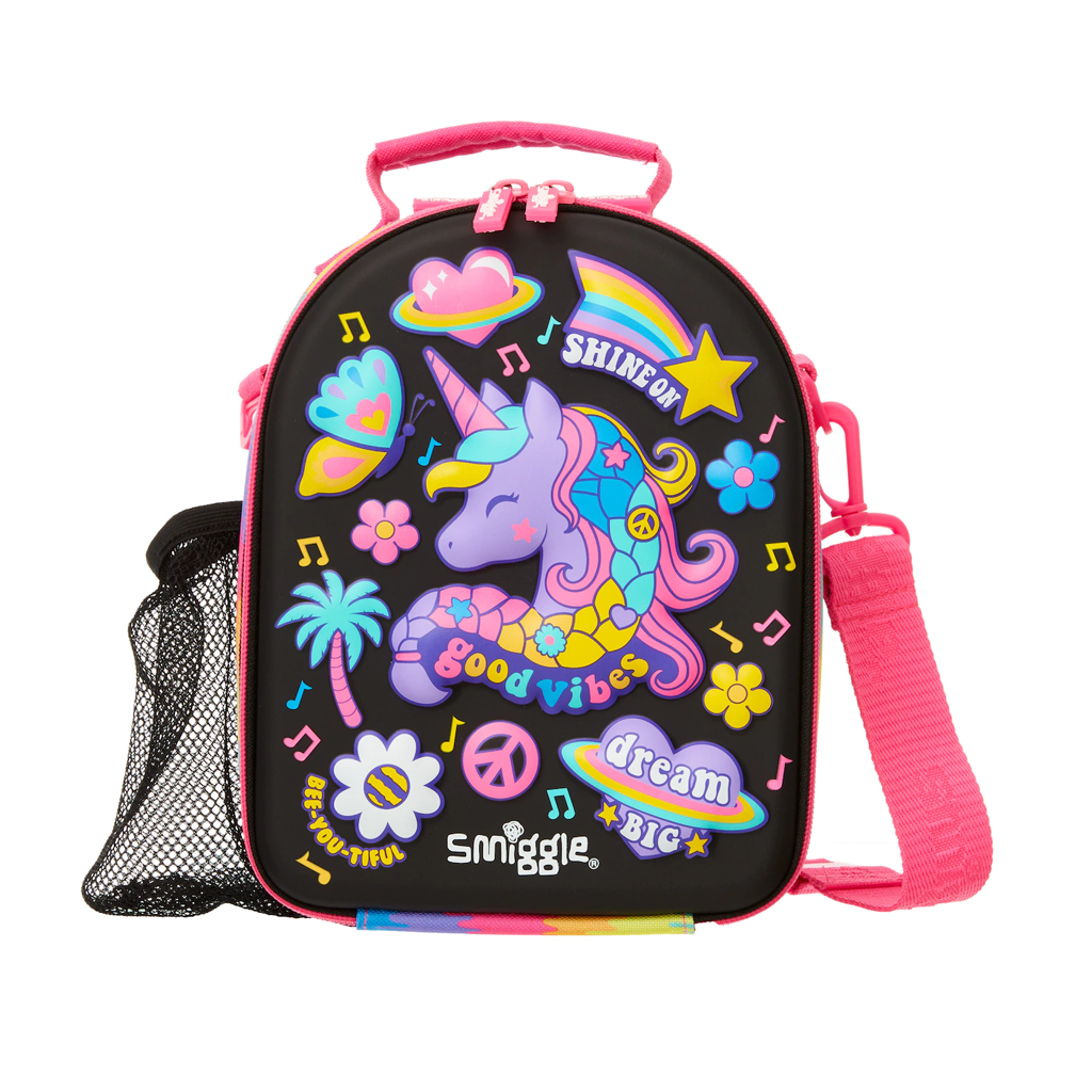 SMIGGLE - EXPRESS CURVE HARDTOP LUNCHBOX MIX