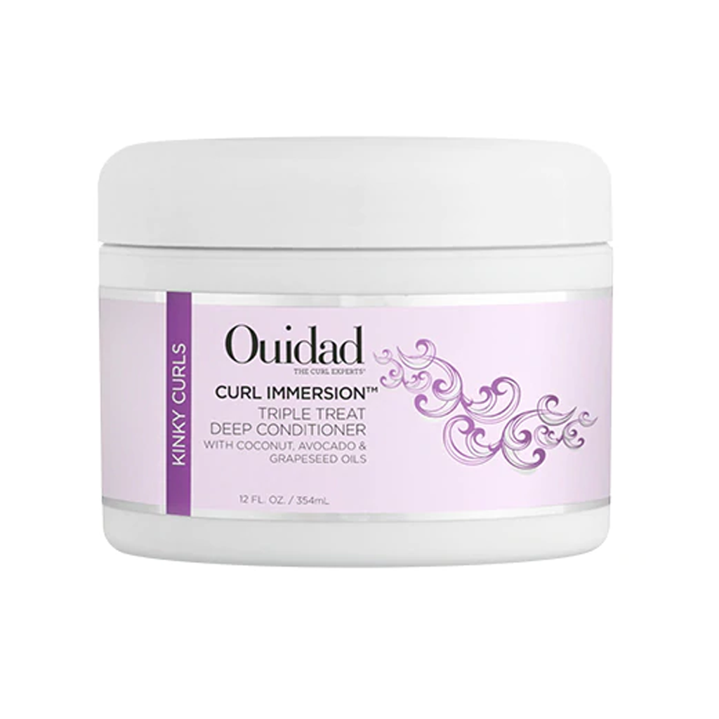 OUIDAD - CURL IMMERSION TRIPLE TREAT DEEP CONDITIONER (354 ML)