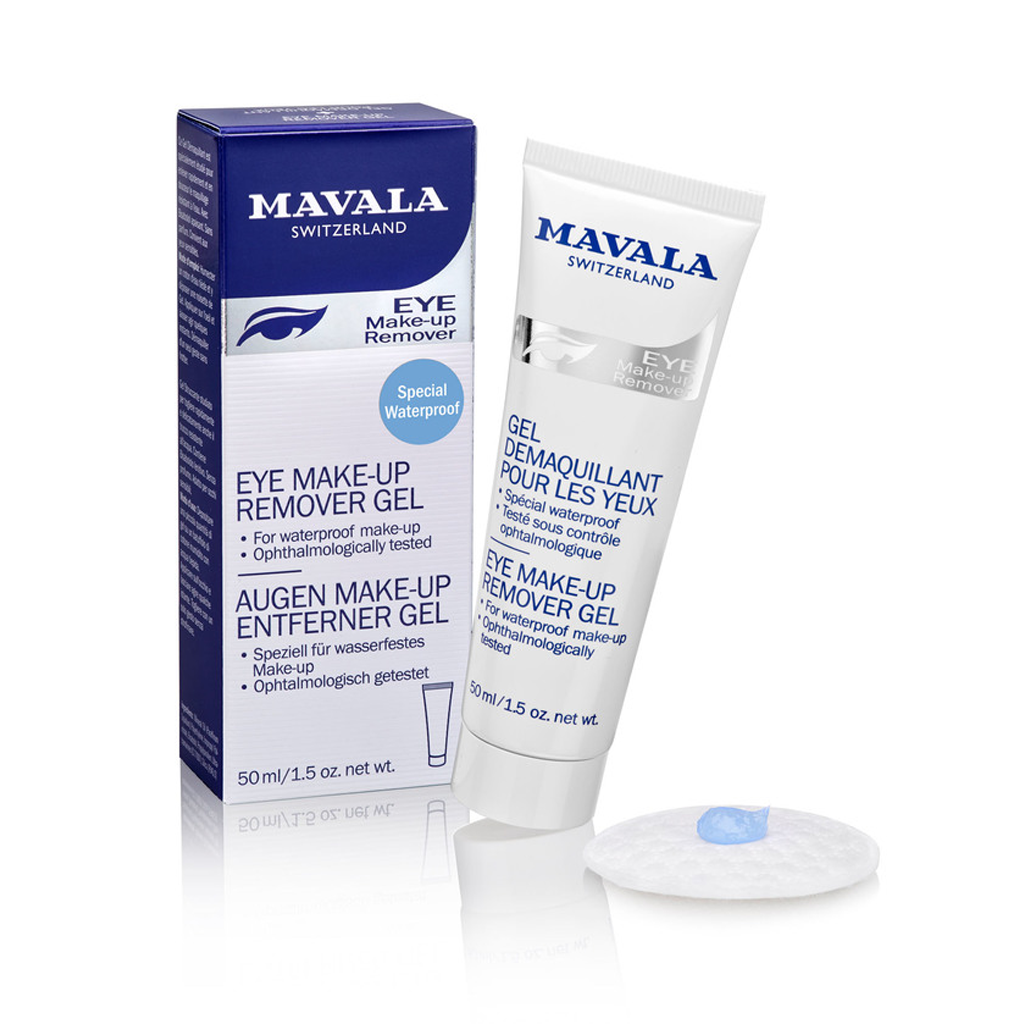 MAVALA - EYE MAKE-UP REMOVER GEL (50 ML)
