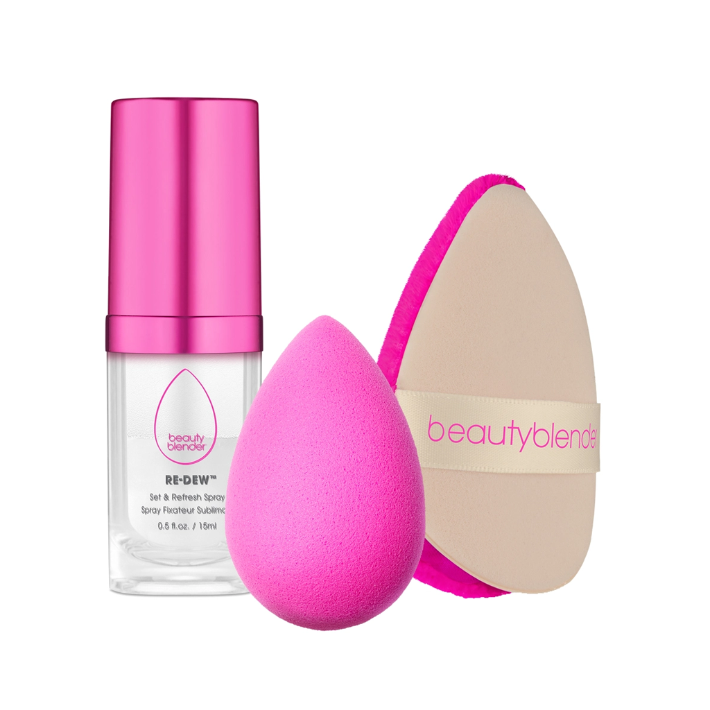 BEAUTY BLENDER - GLOW ALL NIGHT FLAWLESS FACE KIT