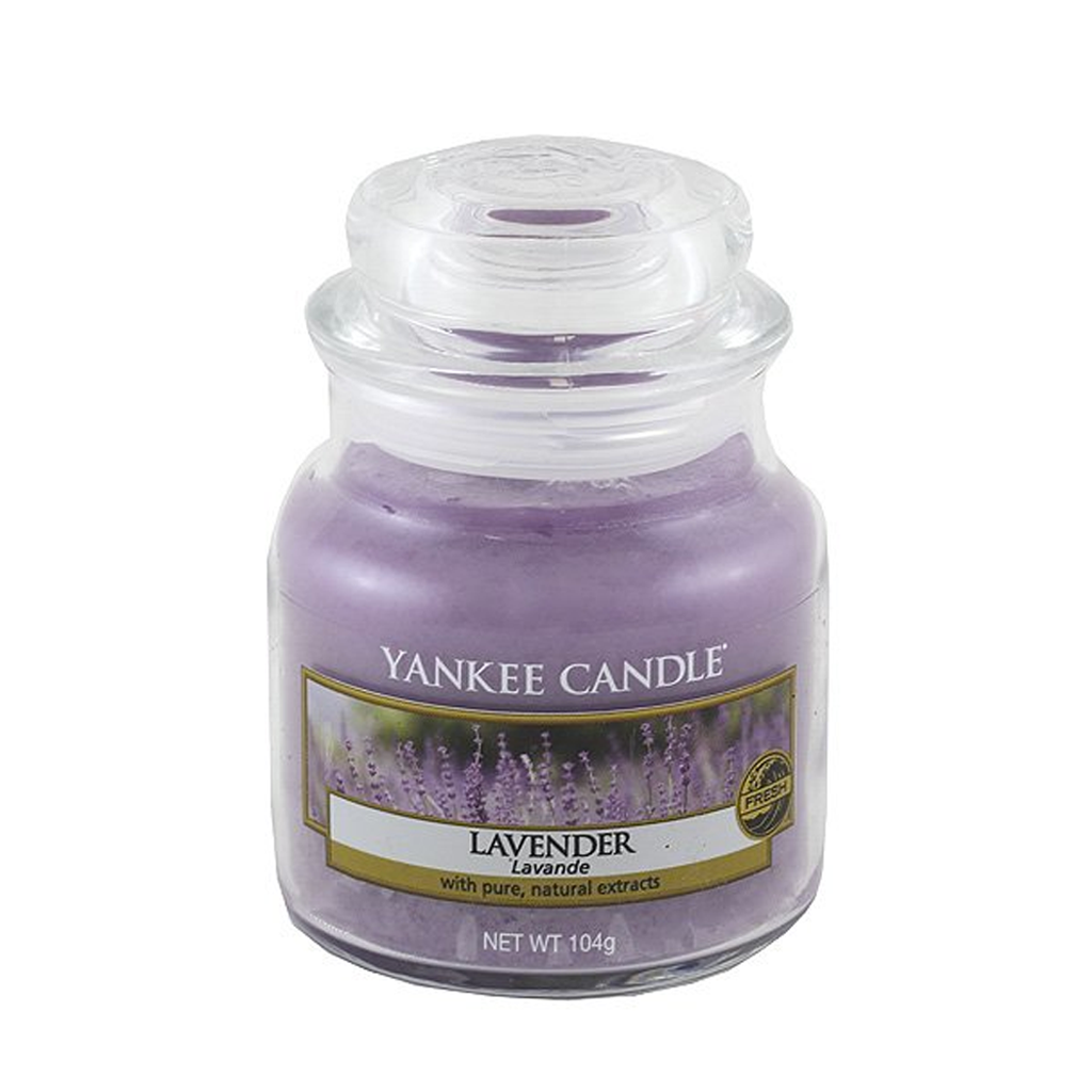 YANKEE CANDLE - CLASSIC SMALL JAR LAVENDER (104G)