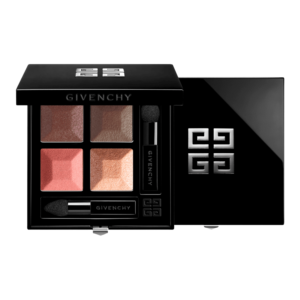 GIVENCHY - PRISME QUATUOR EYESHADOW, 4 COLORS