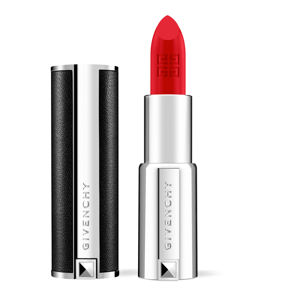 GIVENCHY - LE ROUGE INTENSE COLOR SENSUOUSLY MAT GRENAT INTIE - MyVaniteeCase