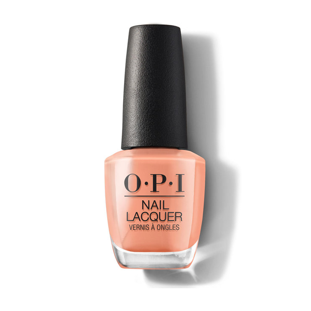 OPI - CORAL-ING YOUR SPIRIT ANIMAL (MEXICO COLLECTION) - MyVaniteeCase