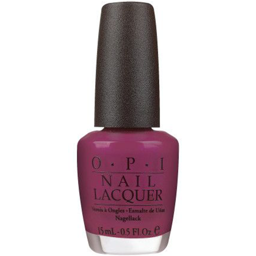 OPI - PLUGGED-IN PLUM - MyVaniteeCase