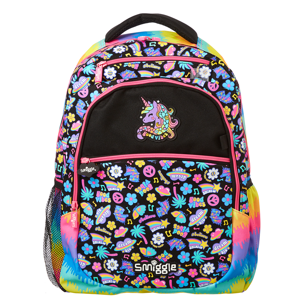 SMIGGLE - EXPRESS BACKPACK MIX
