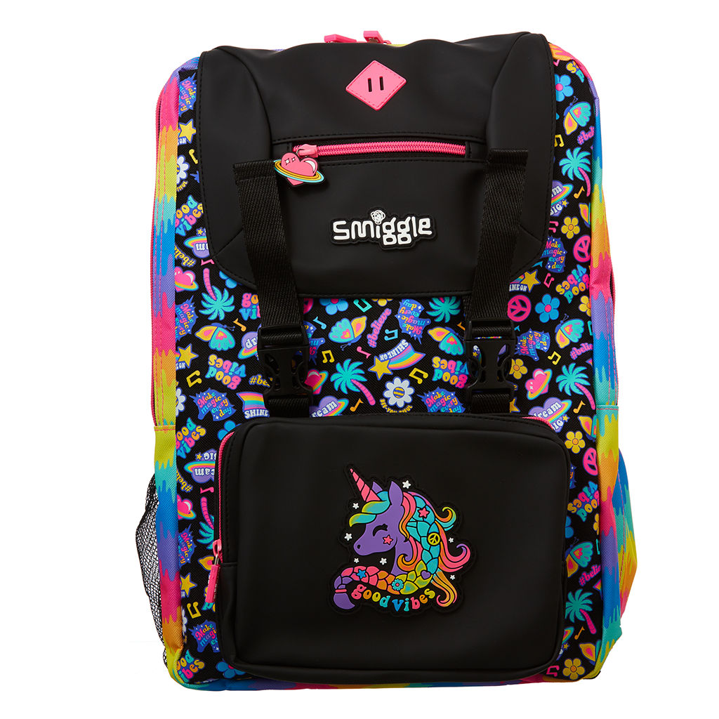 SMIGGLE - EXPRESS FOLDOVER BACKPACK MIX