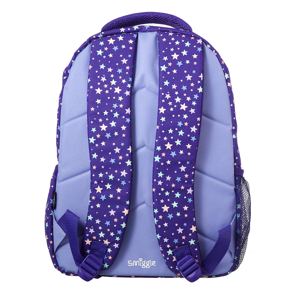 SMIGGLE - EXPRESS BACKPACK LILAC