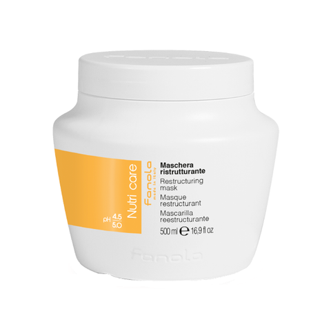 FANOLA - NUTRI CARE RESTRUCTURING MASK (500 ML)