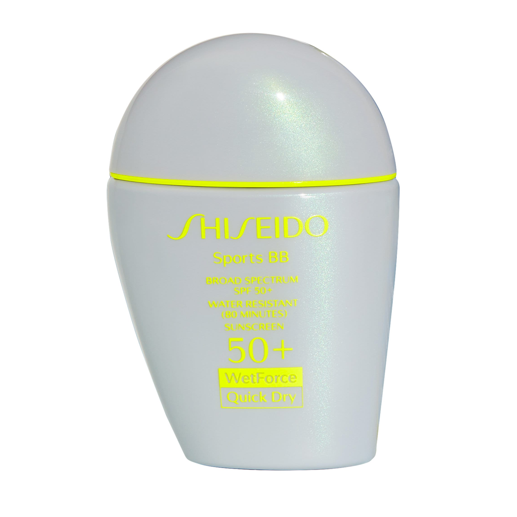 SHISEIDO - SPORTS BB WETFORCE SPF 50+ LIGHT - MyVaniteeCase
