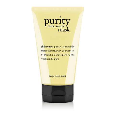 PHILOSOPHY - PURITY MADE SIMPLE DEEP-CLEAN MASK