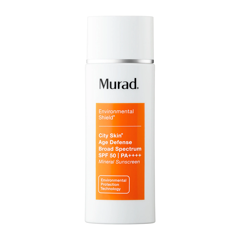 MURAD - CITY SKIN AGE DEFENSE BROAD SPECTRUM SPF 50/ PA++++ 50 - MyVaniteeCase