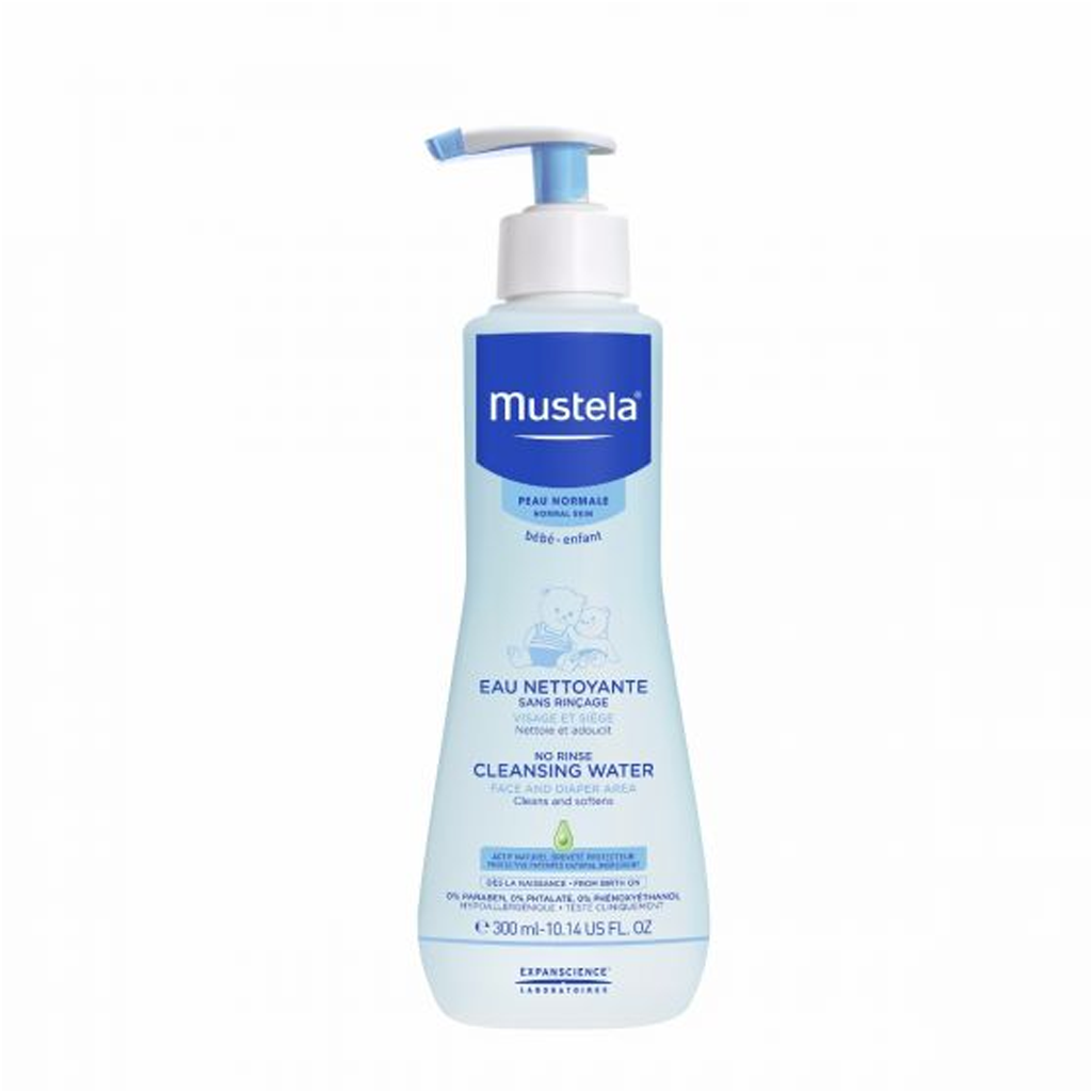 MUSTELA - NO RINSE CLEANSING WATER