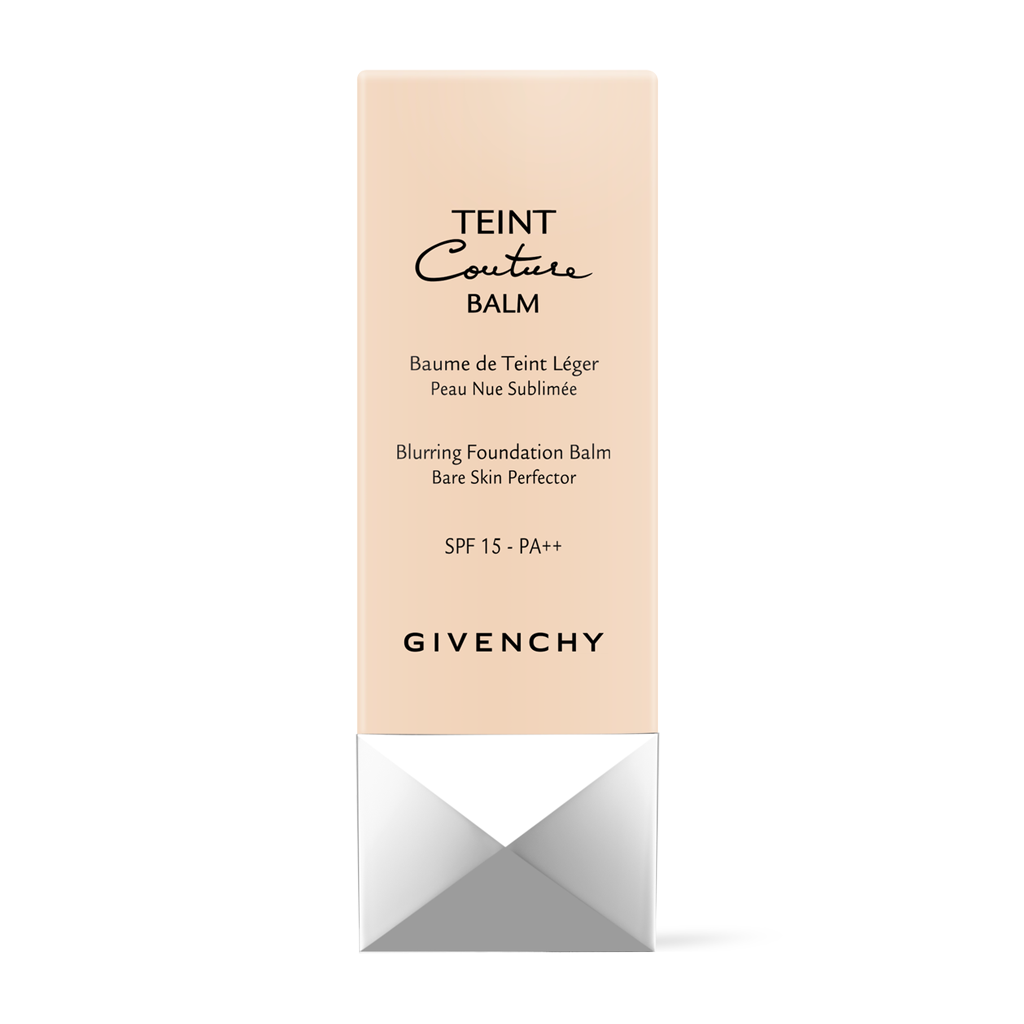 GIVENCHY - TEINT COUTURE BALM BLURRING FOUNDATION - BARE SKIN PERFECTOR SPF 15 - PA++