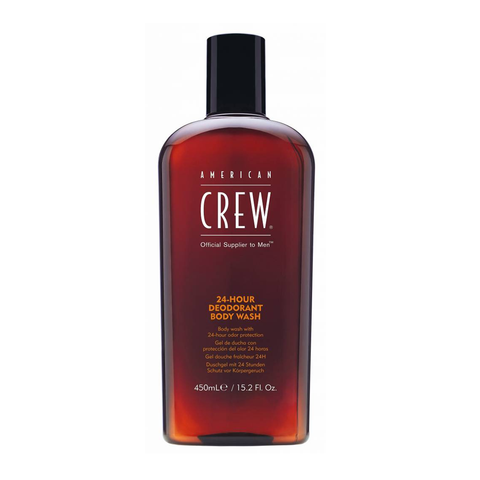 AMERICAN CREW - 24 - HOUR DEODORANT BODY WASH (450ML) - MyVaniteeCase